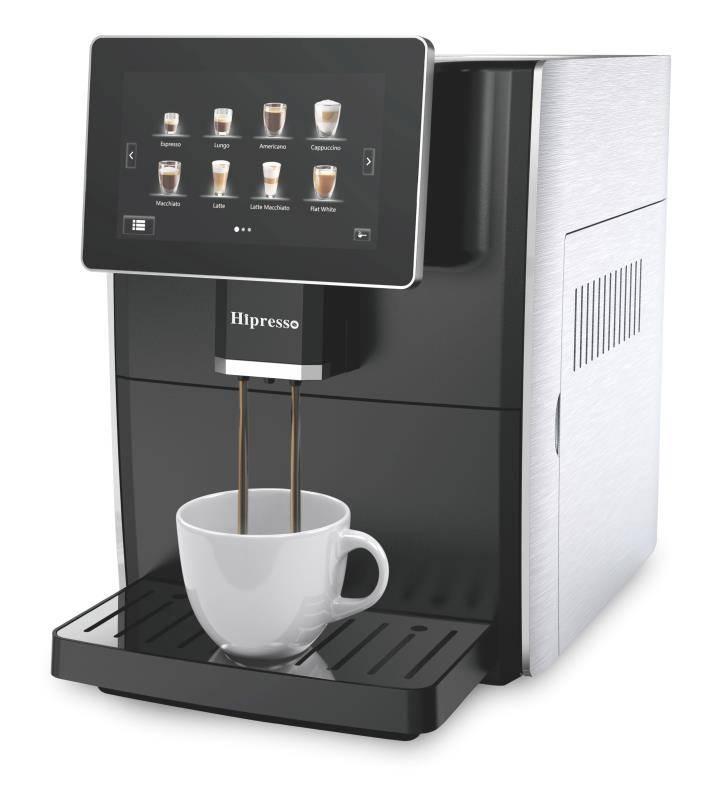 เครื่องชงกาแฟ Hipresso Auto Espresso Machine