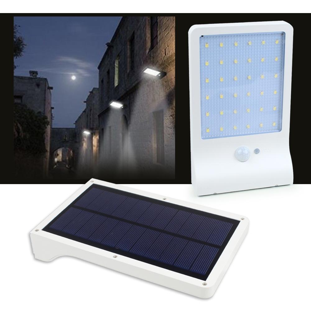 Telecorsa ไฟโซล่าเซลล์ Solar Motion Light รุ่น BrownBox55B-Rat