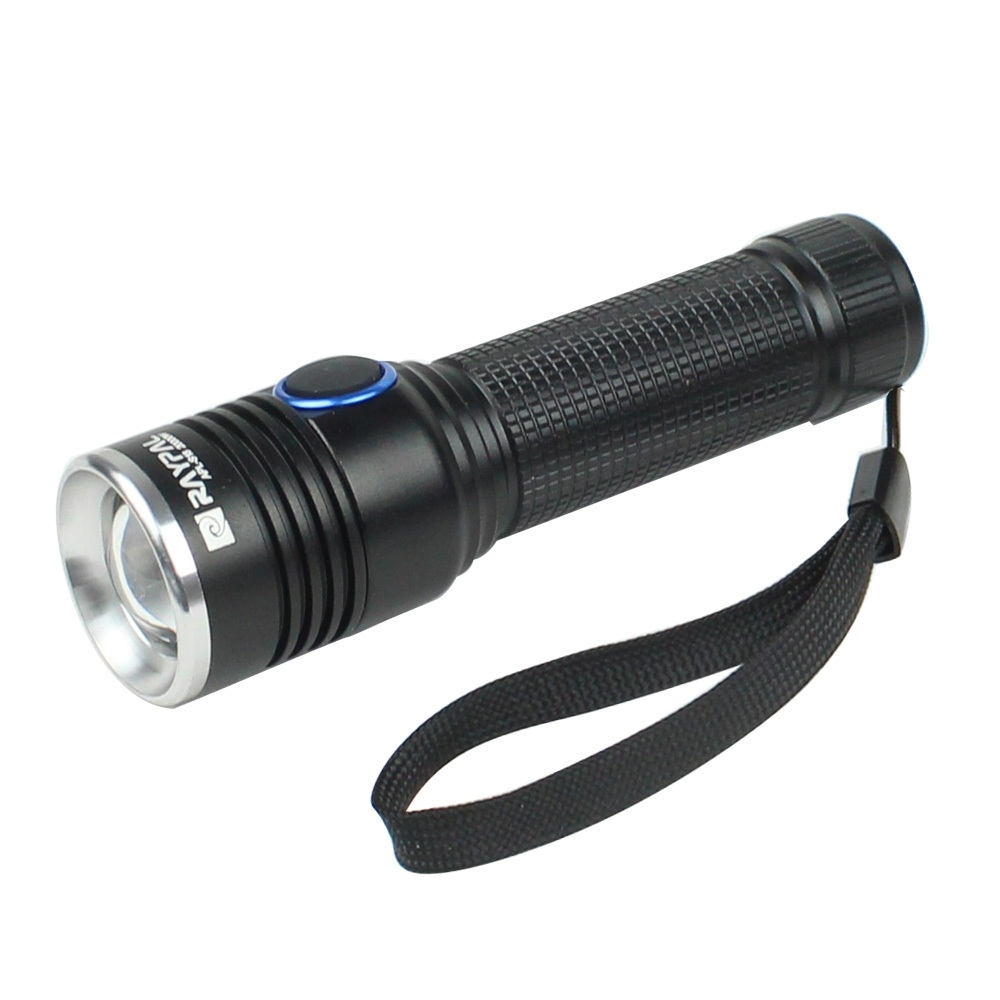 Telecorsa ไฟฉายแรงสูง ไฟฉายซูมได้ Super Bright 20000W รุ่น SupweBright-USB-50a-song