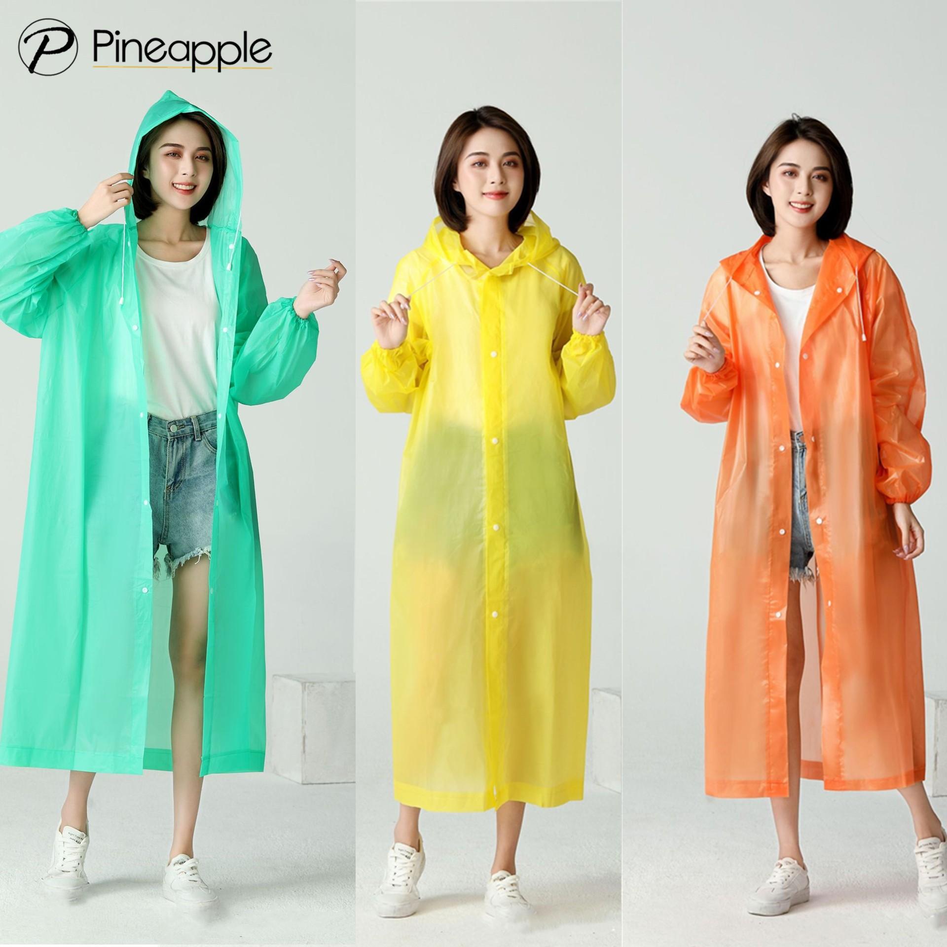 5 เสื้อกันฝนสุดชิคที่ทุกคนต้องร้องว้าว !
