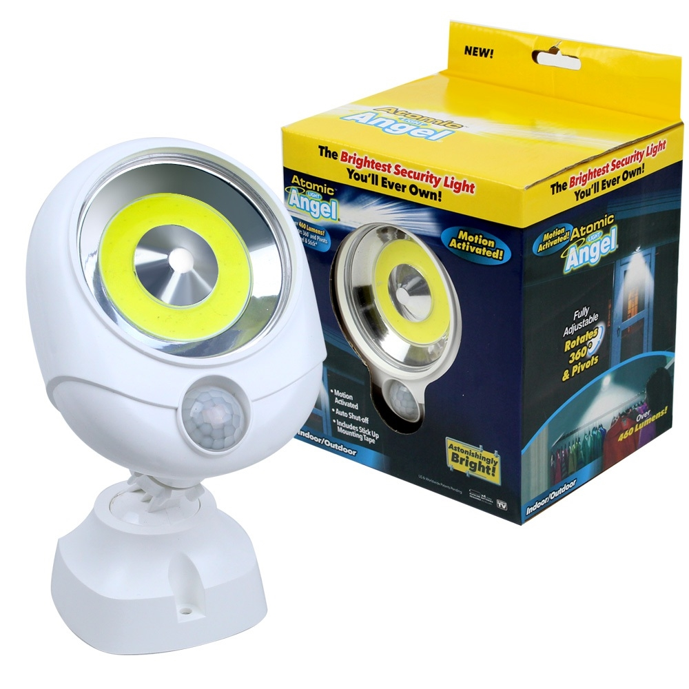 Telecorsa ไฟเซ็นเซอร์ Atomic Angel LED Light Motion รุ่น AtomicAngel-05a-J1