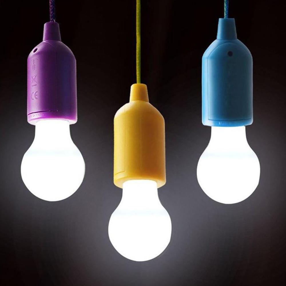 Telecorsa หลอดไฟ LED แบบพกพา CH-6088 LED Pull Cord light รุ่น LED-Pull-Cord-Light-CH6088-00d-K2