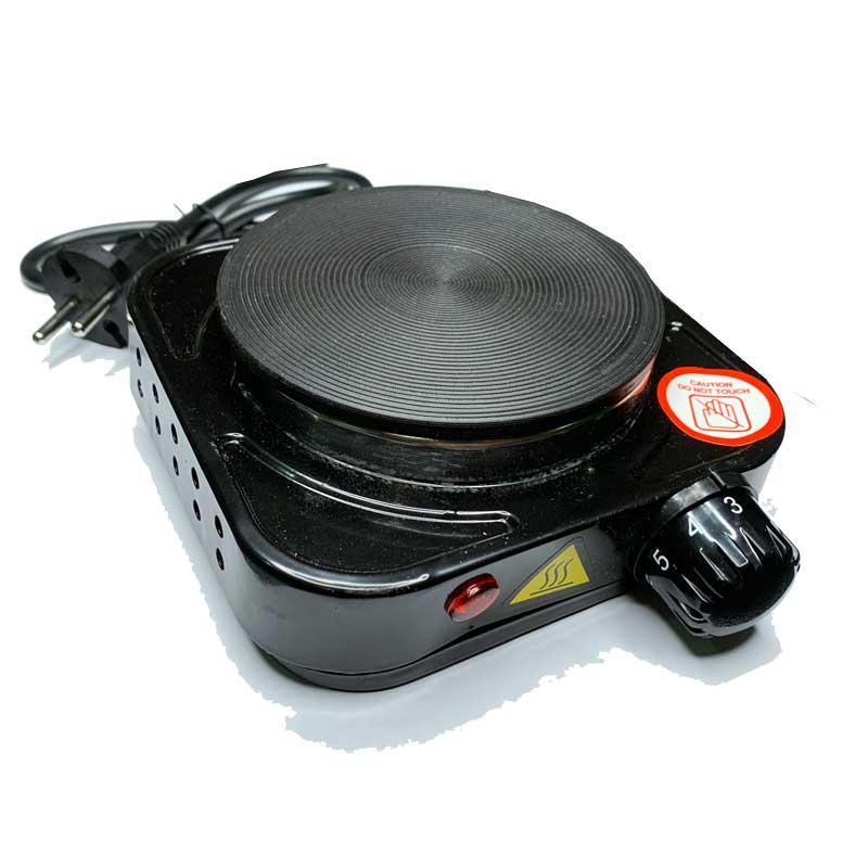 Hot Plate เตาไฟฟ้า สำหรับต้มน้ำ อุ่นอาหาร  รุ่น  H-001L   (สีขาว)