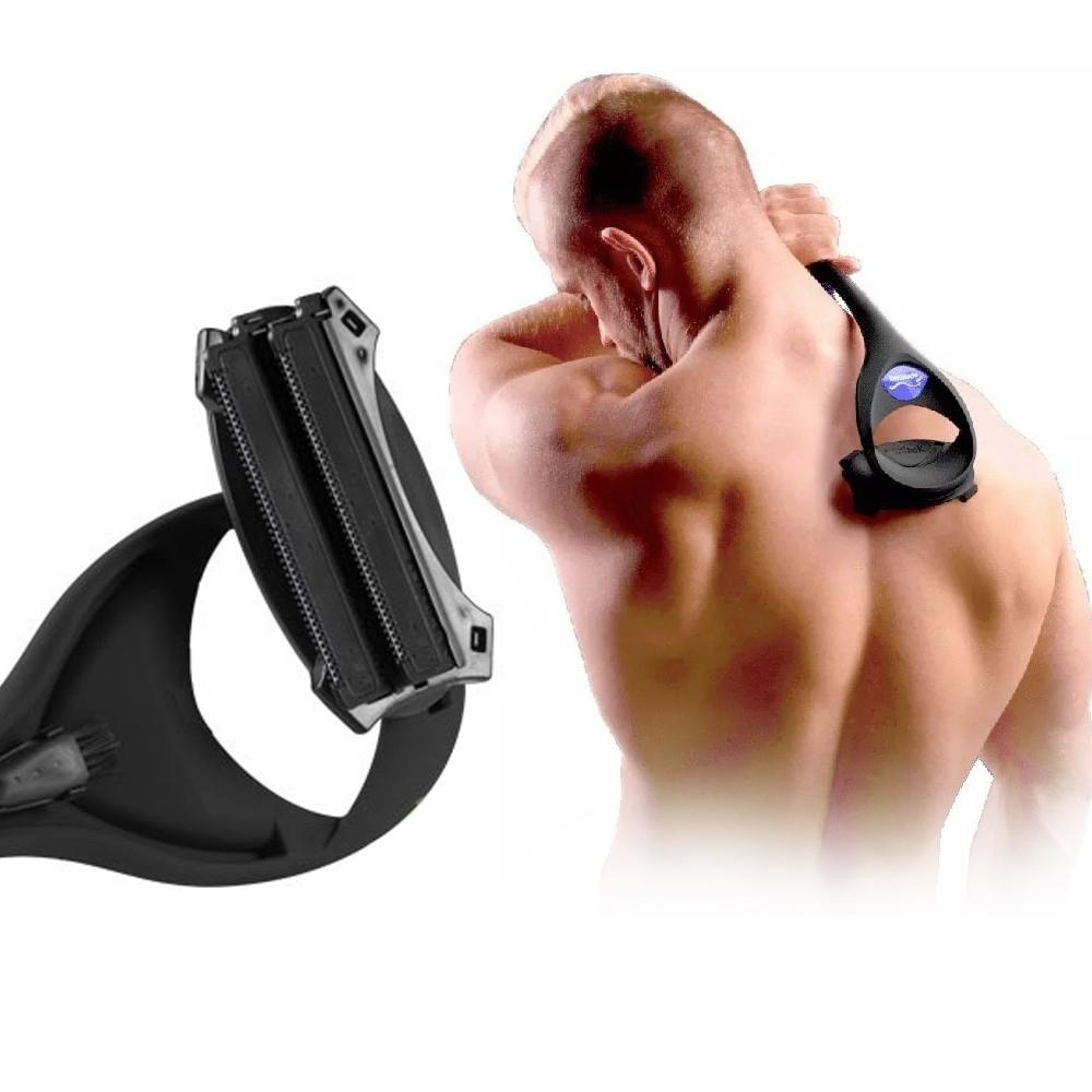 Telecorsa อุปกรณ์โกนหลัง หรือโกนขนตามร่างกาย BAKblade  Back and Body Shaver รุ่น Back-Body-Shaver-Diy-smooth-06A-J1
