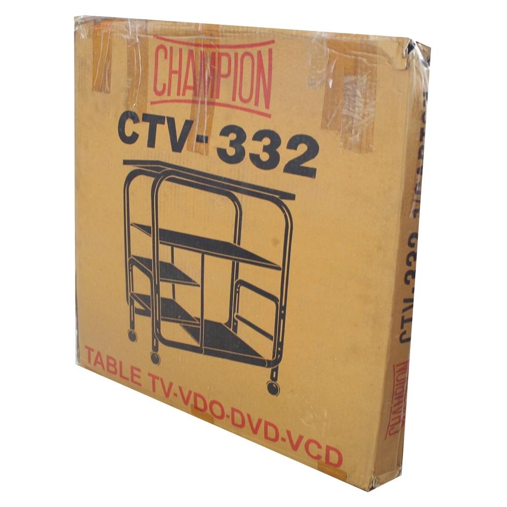 Telecorsa ชั้นวางทีวี CTV-332 รุ่น Table-TV-Vdo-Server-set-Stand-CTV-332-00E-Psk2