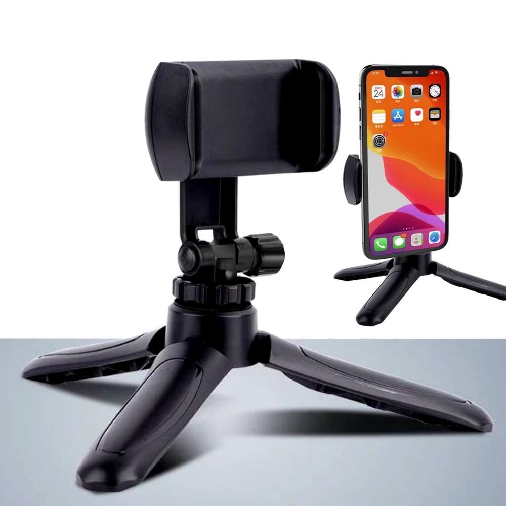 Telecorsa ขาตั้งกล้องแบบพกพา TRIPOD รุ่น portable-foldable-mobile-stand-00e-Ri