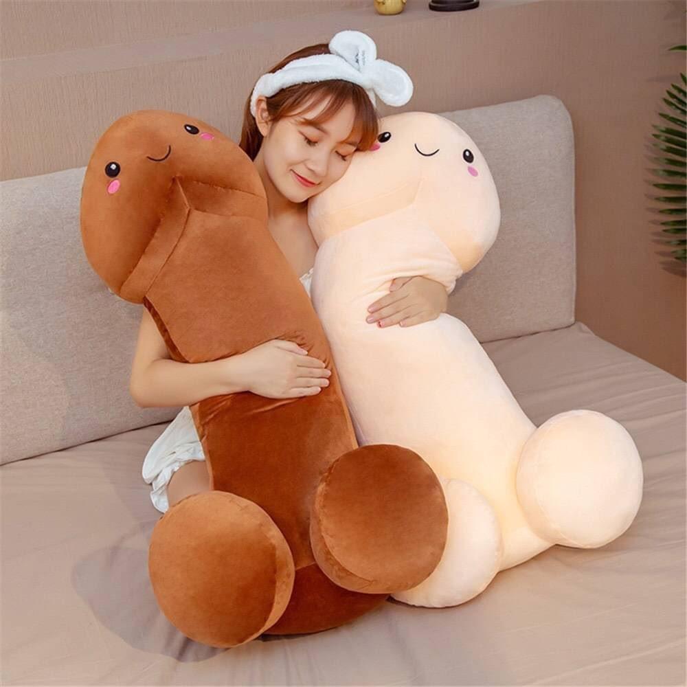 Telecorsa ตุ๊กตาน้องเห็ด 85 Cm คละสี รุ่น Dicky-hugh-pillow-cute-soft-05d-boss