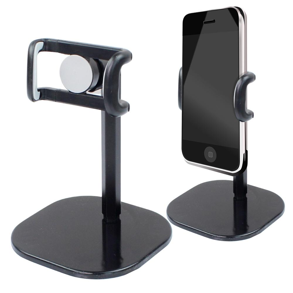 Telecorsa  ที่จับโทรศัพท์แบบตั้งโต๊ะ Desktop Support รุ่น Desktop-mobile-support-00c-Ri