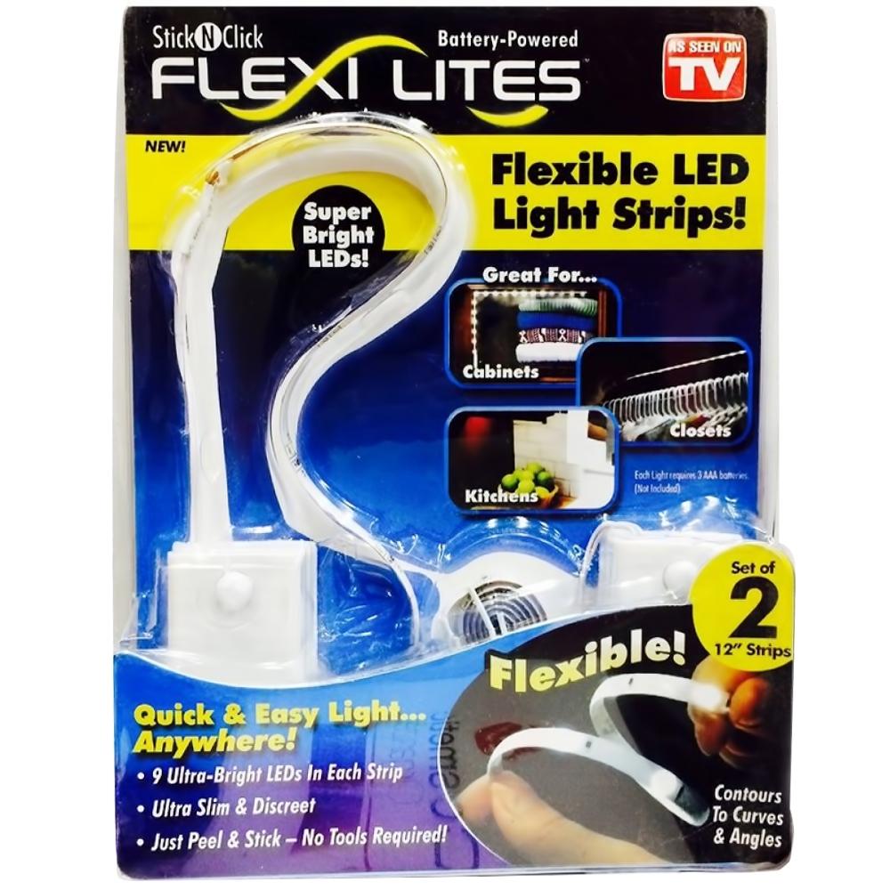 Telecorsa โคมไฟดัดงอได้แบบเส้น รุ่น Flex-it-light-lites-00f-J1