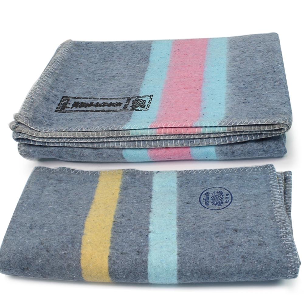 Telecorsa ผ้าห่มโบตั๋นสีเทา  4.5ฟุต คละสี รุ่น  Mattress-blanket-botun-4.5-feet
