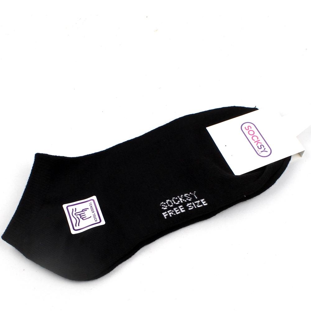 Telecorsa ถุงเท้า ถุงเท้าข้อสั้น 1คู่ รุ่น Sock-japanese-style-Socksy-03a-Sock-Beam