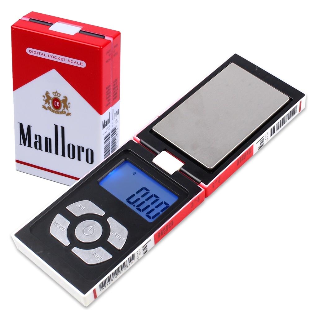 Telecorsa เครื่องชั่งดิจิตอล เครื่องชั่งจิวเวลรี่ แบบพกพา Digital Pocket Scale CG-100 (100gx0.1g) รุ่น Weight-Machine-Portable-CG-100-100gx0.1g-00B-K2