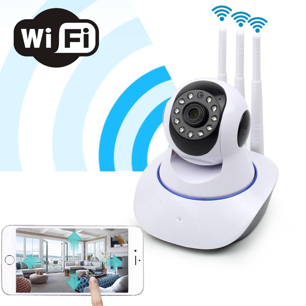 Telecorsa  กล้องวงจรปิด ไร้สาย 1.3MP Wifi Smart Cloud Camera HC-Q8W รุ่น Wifi-Smart-cloud-Camera-05d-K4